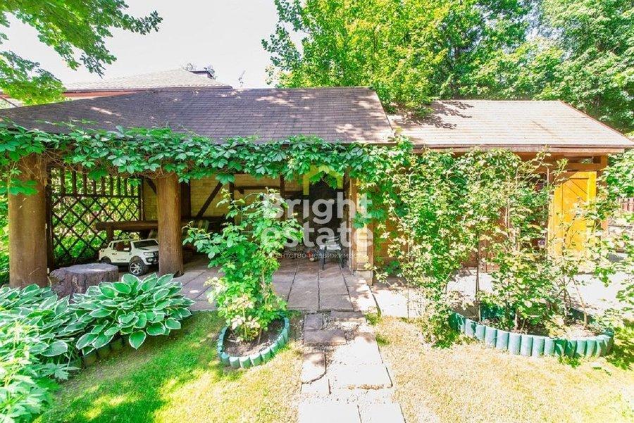Купить готовый дом в поселке Лесной Простор-2 на Рублевке. ID 10007