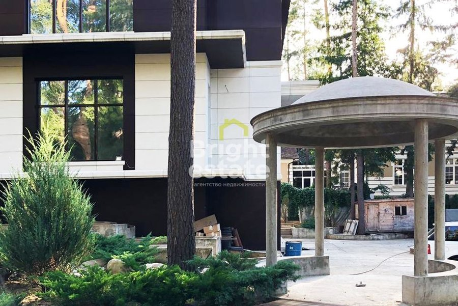 Продажа загородной резиденции 1200 кв.м. в КП Горки-6. ID 10112