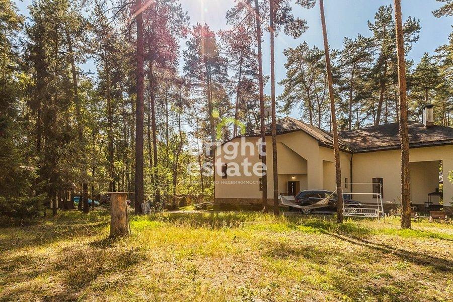 Купить готовый дом в коттеджном поселке Николина Гора. ID 10449