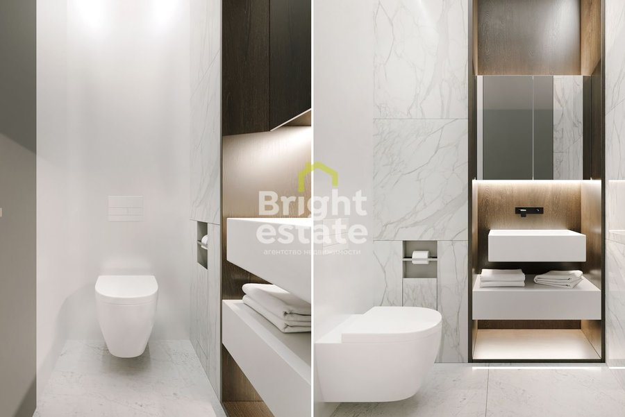 Купить двухкомнатную квартиру 72,9 кв.м. в ЖК Artisan. ID 10545