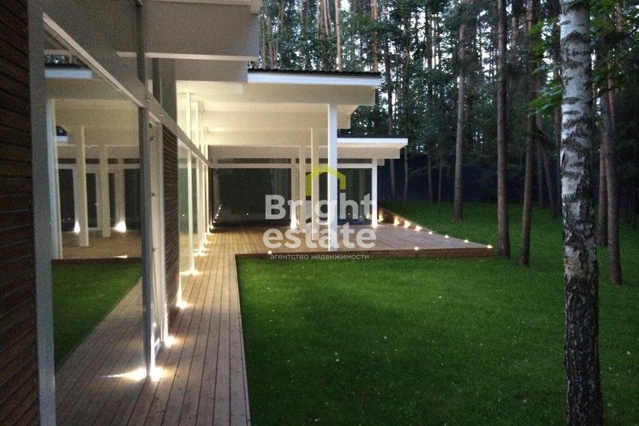 Купить современный дом Фахверк в поселке Липка на Новой Риге. ID 11014