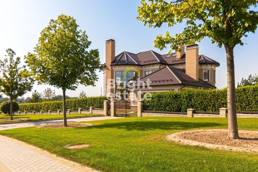 Новый дом 430 кв.м. в коттеджном поселке Ренессанс Парк на новой Риге. ID 11141