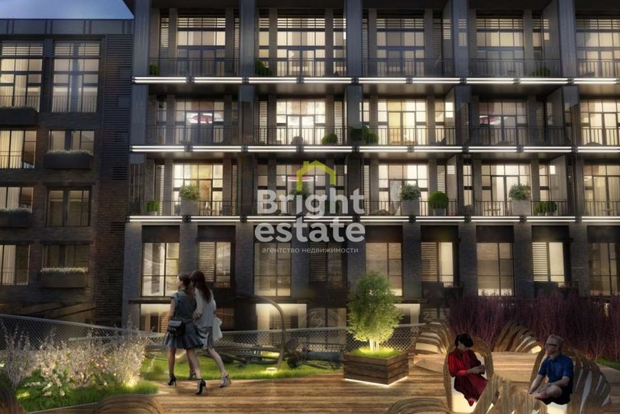 Купить 2-уровневые апартаменты в ЖК Арт Резиденс в САО. ID 11785