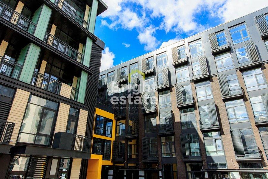 Купить 3-комнатные апартаменты без отделки в Art Residence. ID 11794