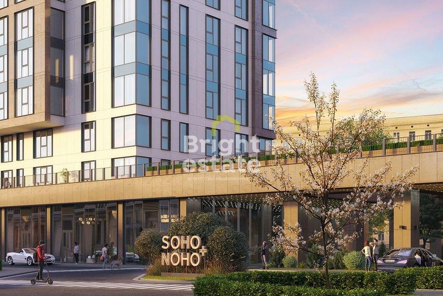 Готовые апартаменты под ключ в клубном доме Soho + Noho. ID 12493