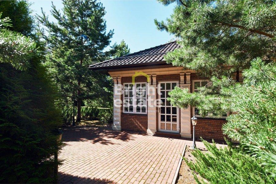 Купить загородный дом 1080 кв.м. в поселке Никольская Слобода. ID 12738