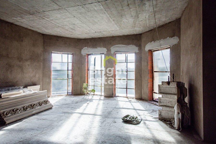 Купить 4-уровневый особняк без отделки в КП Никольская Слобода. ID 12829