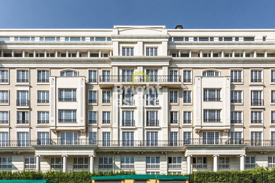 Продажа городской квартиры 364,5 кв.м. в клубном квартале Найтсбридж Приват Парк. ID 13193