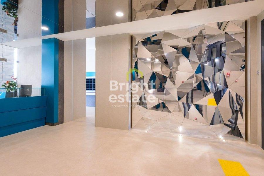 Трехкомнатная квартира без отделки в ЖК Сердце Столицы. ID 13400