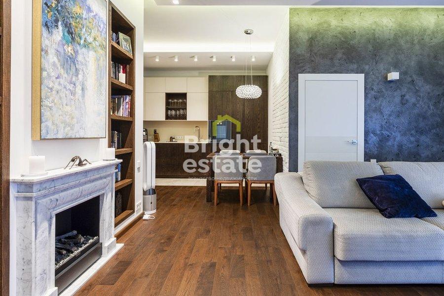 Купить 2-комнатную квартиру под ключ в ЖК Парк Рублево. ID 13841
