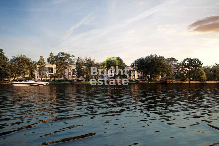 Апартаменты без внутренней отделки в ЖК River Residences, Серебряный бор. ID 13873