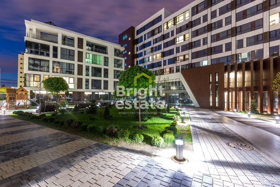 Продажа апартаментов без отделки в Tribeca Apartments. ID 6574