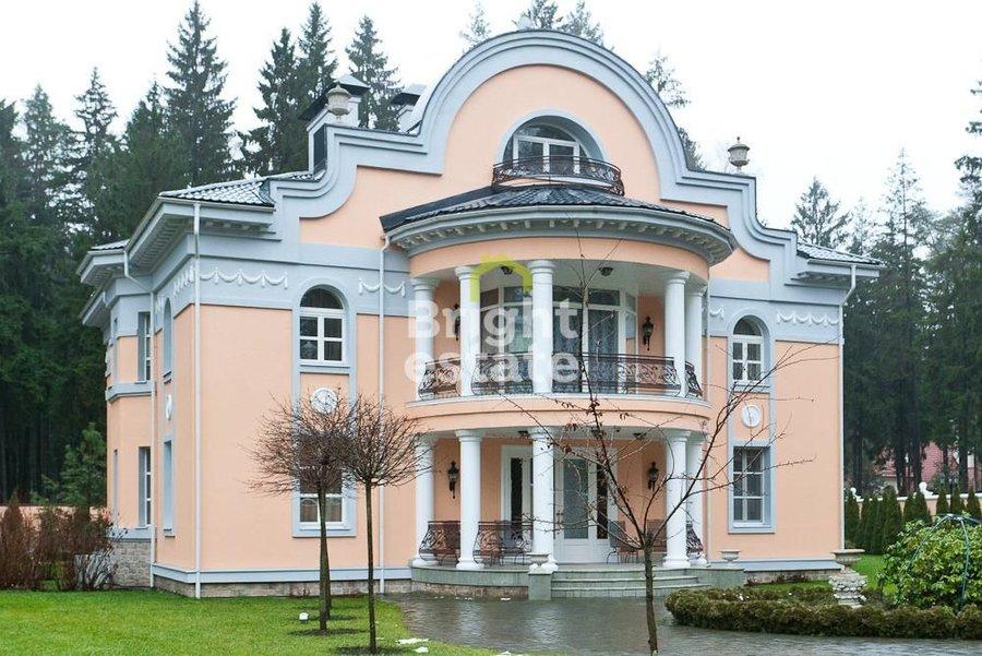 Арендовать большой дом в коттеджном поселке Грибово. ID 6735