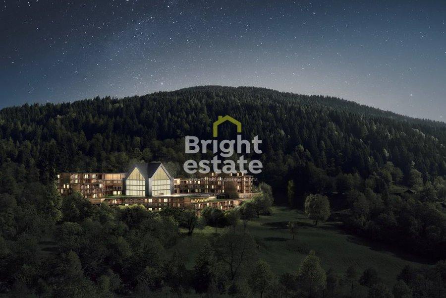 Купить апартаменты в ЖК Lefay Resort — SPA Dolomiti. ID 9426