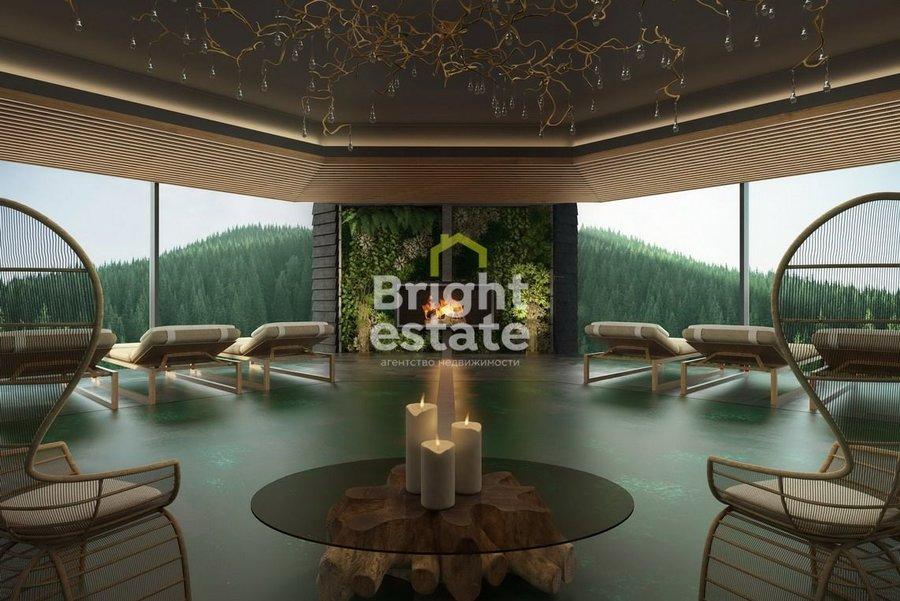 Купить апартаменты с 1 спальней в ЖК Lefay Resort - SPA Dolomiti, Италия. ID 9434