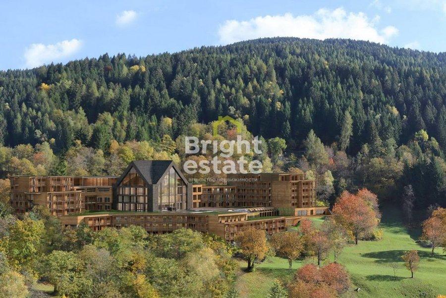 Купить 4-комнатные апартаменты в ЖК Lefay Resort - SPA Dolomiti. ID 9442