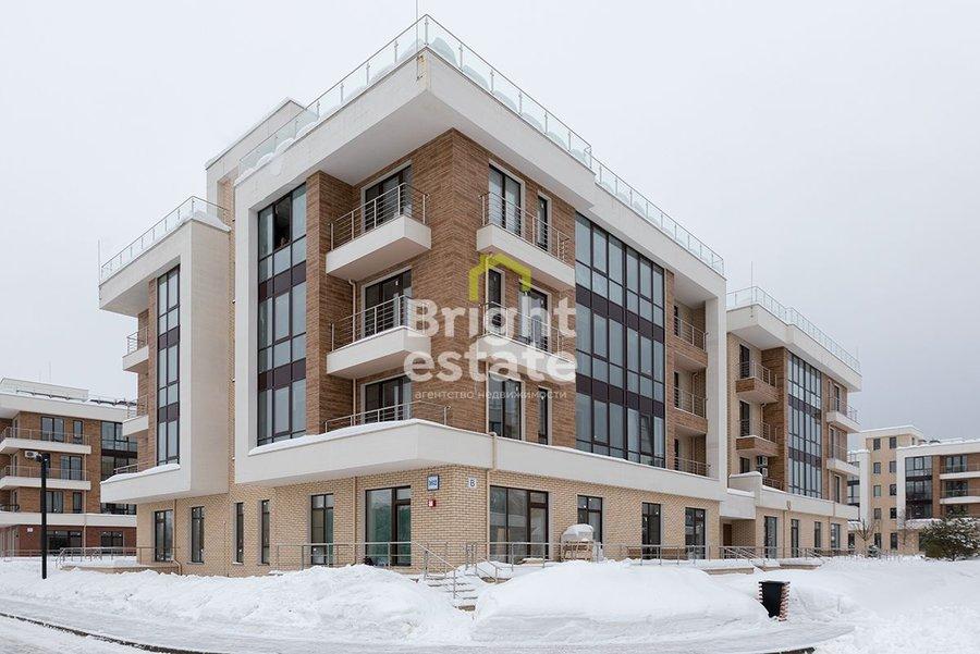 Купить квартиру 70,8 кв.м. в клубном поселке Парк Авеню. ID 9627