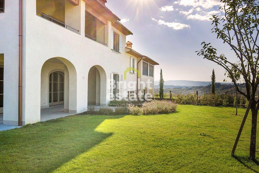 Купить апартаменты в жилом комплексе Toscana Castelfalfi Resort (La Collina). ID 9812
