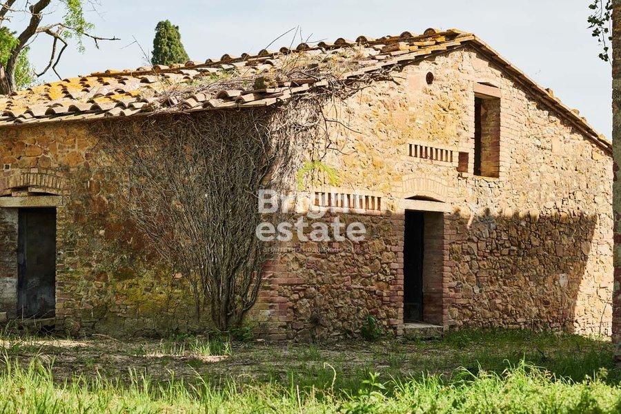Вилла San Pietro в Castelfalfi, Италия, Тоскана. ID 9822