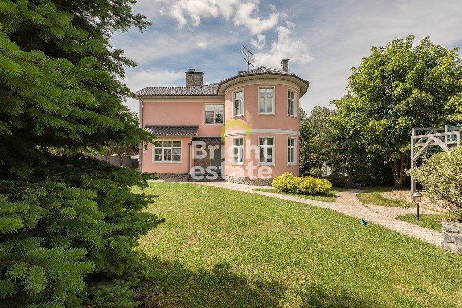 Купить дом в коттеджном поселке Усадьба Веледниково. ID 9907
