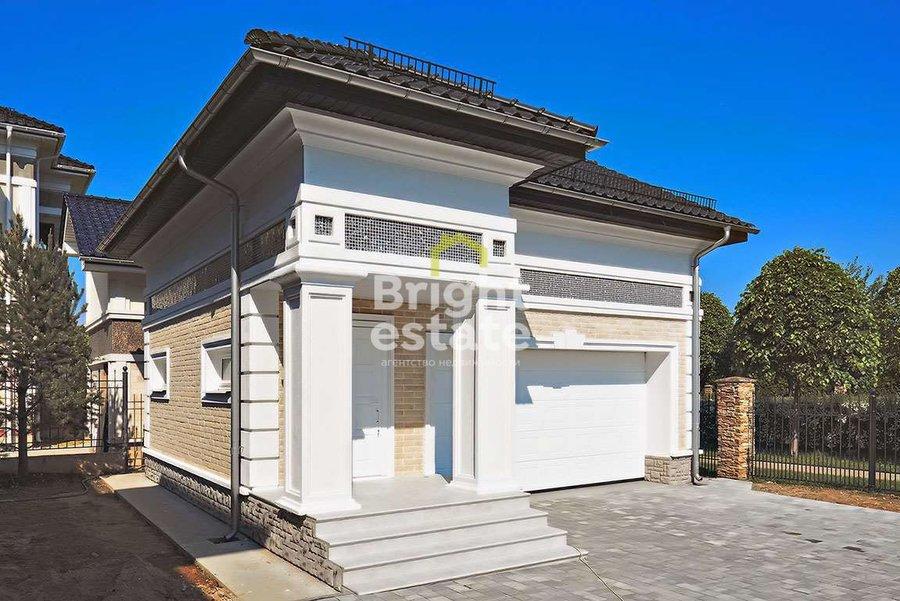 Купить дом 420 кв.м. в поселке Гринфилд на Новой Риге. ID 9922